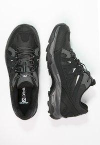 Salomon - EFFECT GTX - Hiking shoes - phantom/black/dawn blue - 2