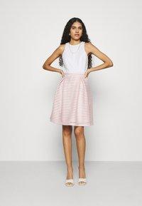 Swing - Cocktail dress / Party dress - peach blush/ivory - 0