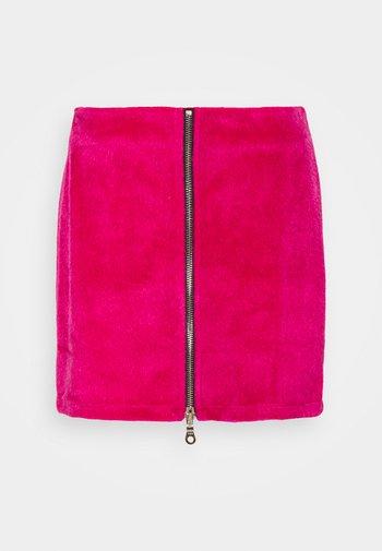 HOAX SKIRT - Minigonna - pink