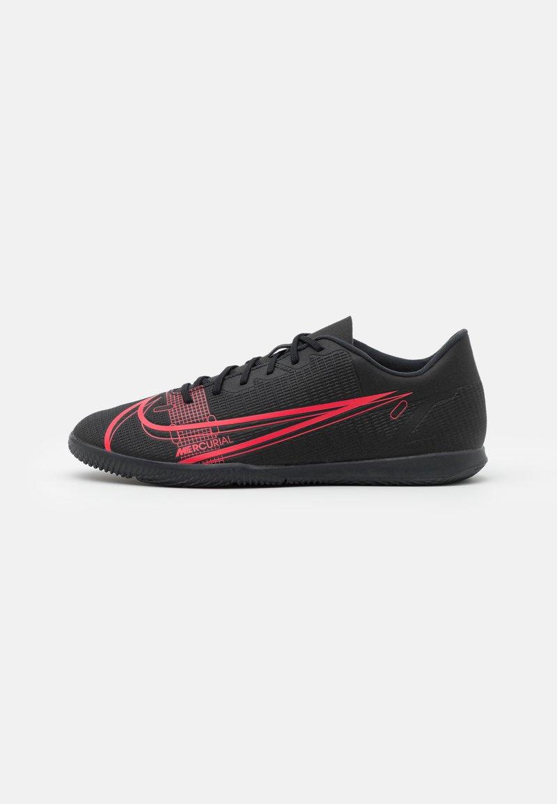 Nike Performance - MERCURIAL VAPOR 14 CLUB IC - Indoor football boots - black/cyber