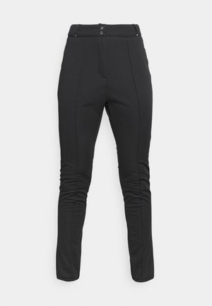 SLENDER PANT - Snow pants - black