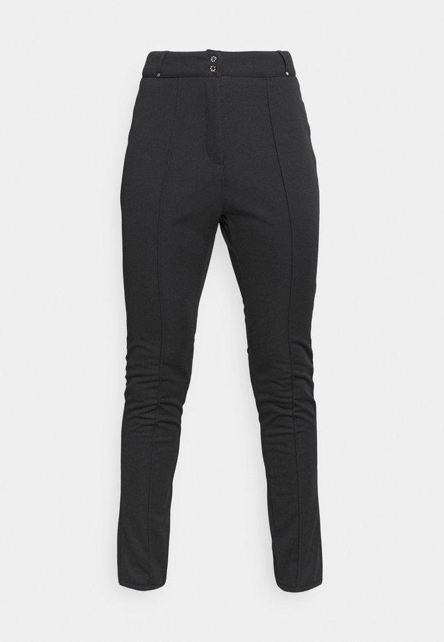 SLENDER PANT - Ski- & snowboardbukser - black