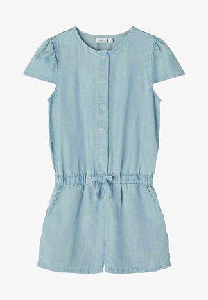 Jumpsuit - light blue denim
