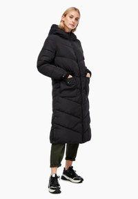 s.Oliver - Winter coat - black - 5
