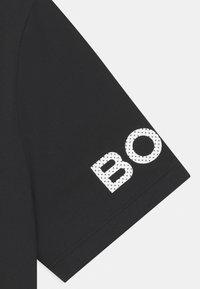 Björn Borg - UNISEX - Print T-shirt - black beauty - 2