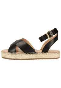 Sansibar Shoes - SANSIBAR - Outdoorsandalen - schwarz 1 - 0