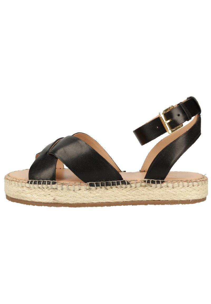 Sansibar Shoes - SANSIBAR - Outdoorsandalen - schwarz 1