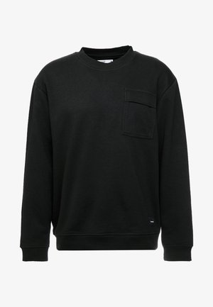 PERRY CREW - Sweater - black