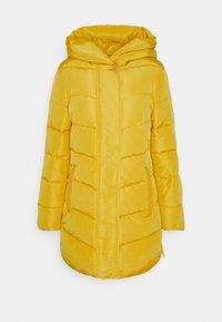 TOM TAILOR - WINTERLY PUFFER COAT - Winter coat - california sand yellow - 4