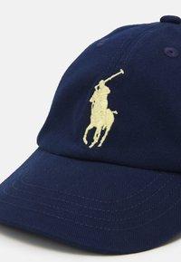 Polo Ralph Lauren - BIG APPAREL ACCESSORIES HAT UNISEX - Caps - newport navy - 3