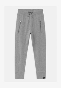 Molo - ASHTON - Tracksuit bottoms - grey melange - 0