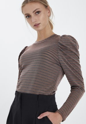 IHNATALYA LS - Long sleeved top - zephyr