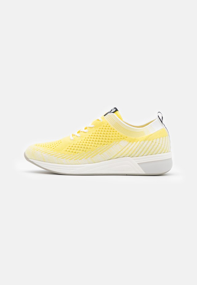 Sneakers - lemon