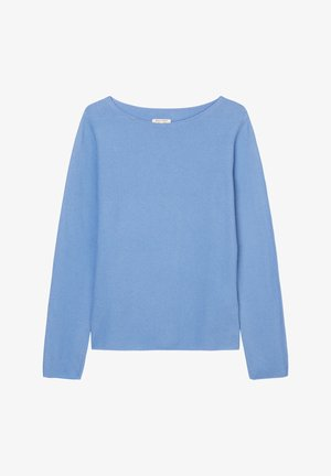 SOLID, STRUCT - Sweatshirt - blue note