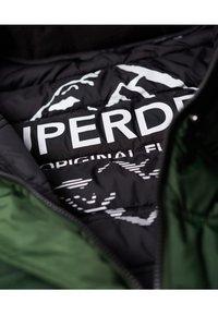 Superdry - MOUNTAIN SUPER FUJI - Winter coat - ice green - 4