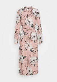 Vero Moda - VMSIMPLY EASY LONG DRESS - Shirt dress - misty rose - 4