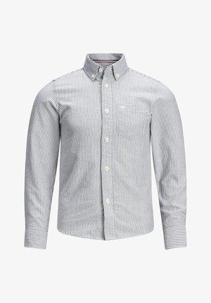 HEMD SCHLICHTES JUNIOR - Shirt - grey/white