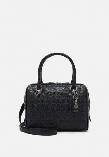 WESSEX BOX SATCHEL - Handbag - black