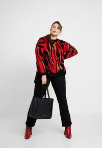 LIU JO - TOTE - Shopping bags - black - 1