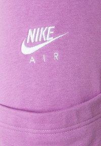 Nike Sportswear - AIR PANT - Tracksuit bottoms - violet shock - 5