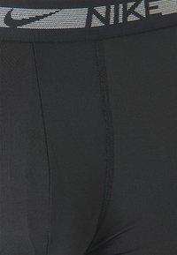 Nike Underwear - TRUNK 3PK FLEX MICRO - Bokserit - black - 2