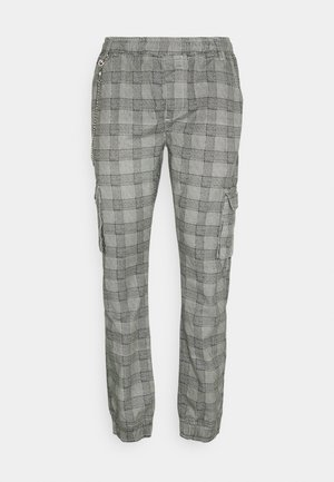 MILFORD TROUSER - Cargo trousers - grey