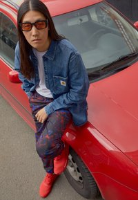 Carhartt WIP - SALINAC SHIRT JAC MAITLAND - Skjorter - blue mid worn wash - 2