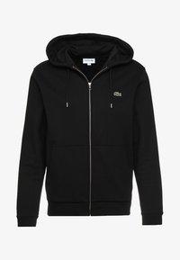 Lacoste - Zip-up hoodie - noir - 3