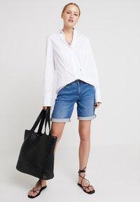 Seidensticker - Button-down blouse - white - 1