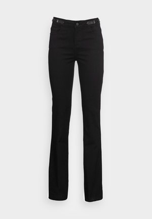 POWO - Relaxed fit jeans - noir