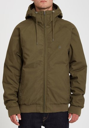 HERNAN COASTER - Winter jacket - military