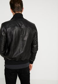 Serge Pariente - SOUL - Leather jacket - black - 2