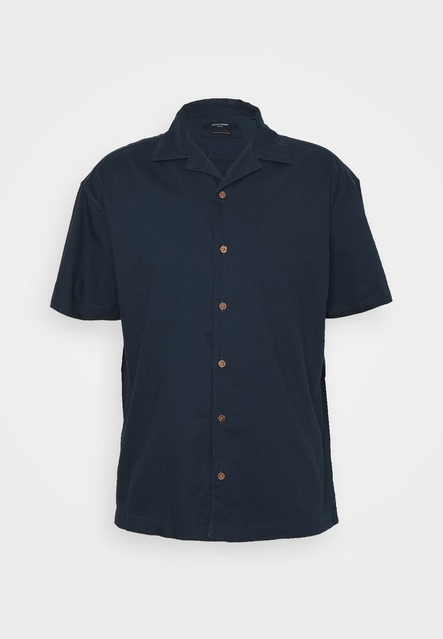 JPRBLUTYLER RESORT SOLID - Camicia - navy blazer