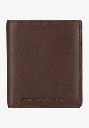 URBAN COURIER BILLFOLD - Wallet - dark brown
