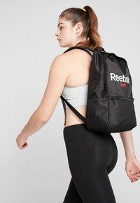 Reebok - SUPERCORE BACKPACK - Rucksack - black - 6
