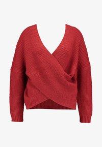 Even&Odd - Pullover - red - 3
