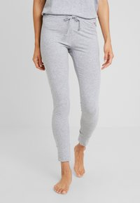 Short Stories - LEGGINGS - Pyjamabroek - grey melange - 0