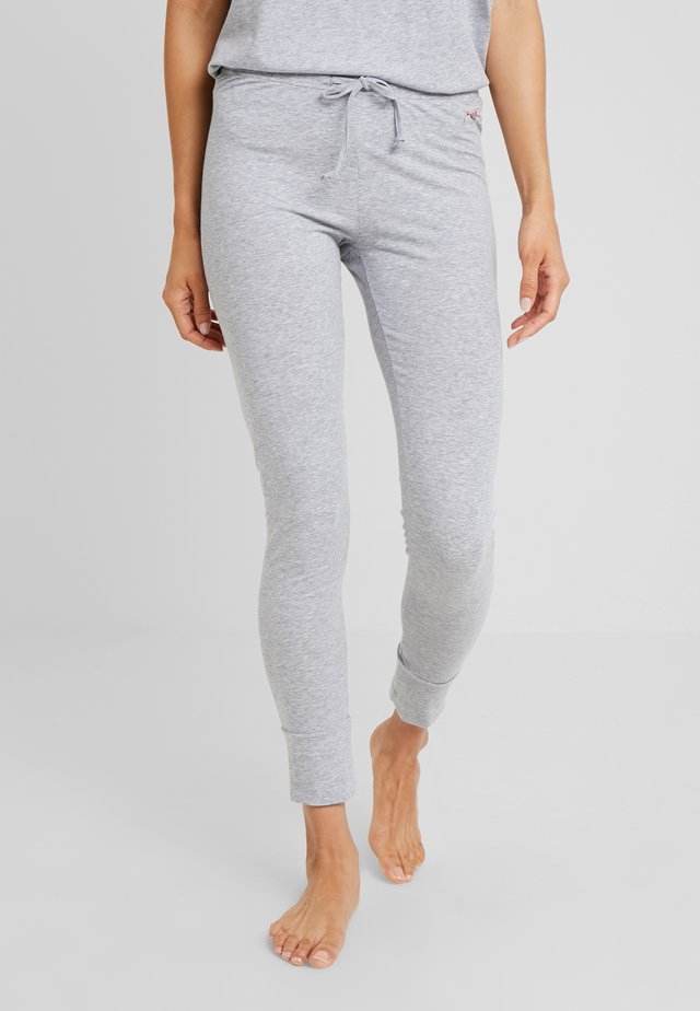 LEGGINGS - Bas de pyjama - grey melange