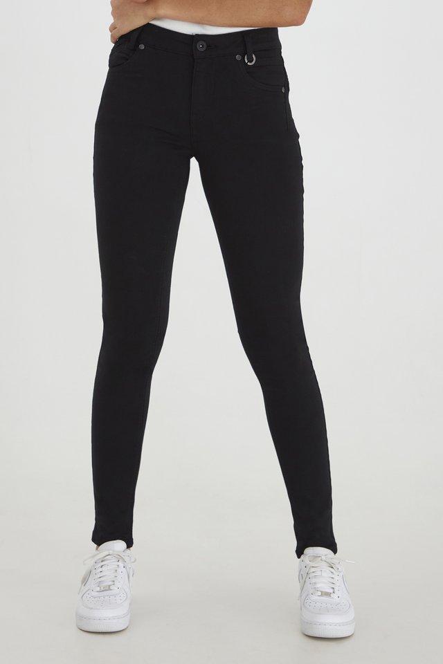 PZEMMA  - Jeans Skinny Fit - black denim