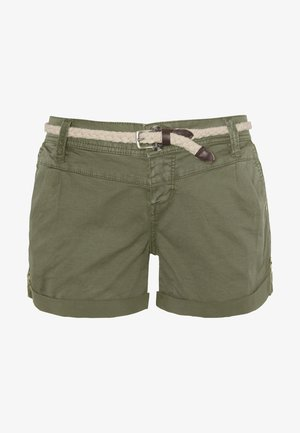 Shorts - middle-green