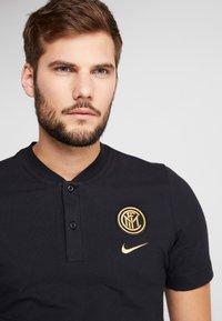 Nike Performance - INTER MAILAND MODERN - T-shirts print - black/truly gold - 4