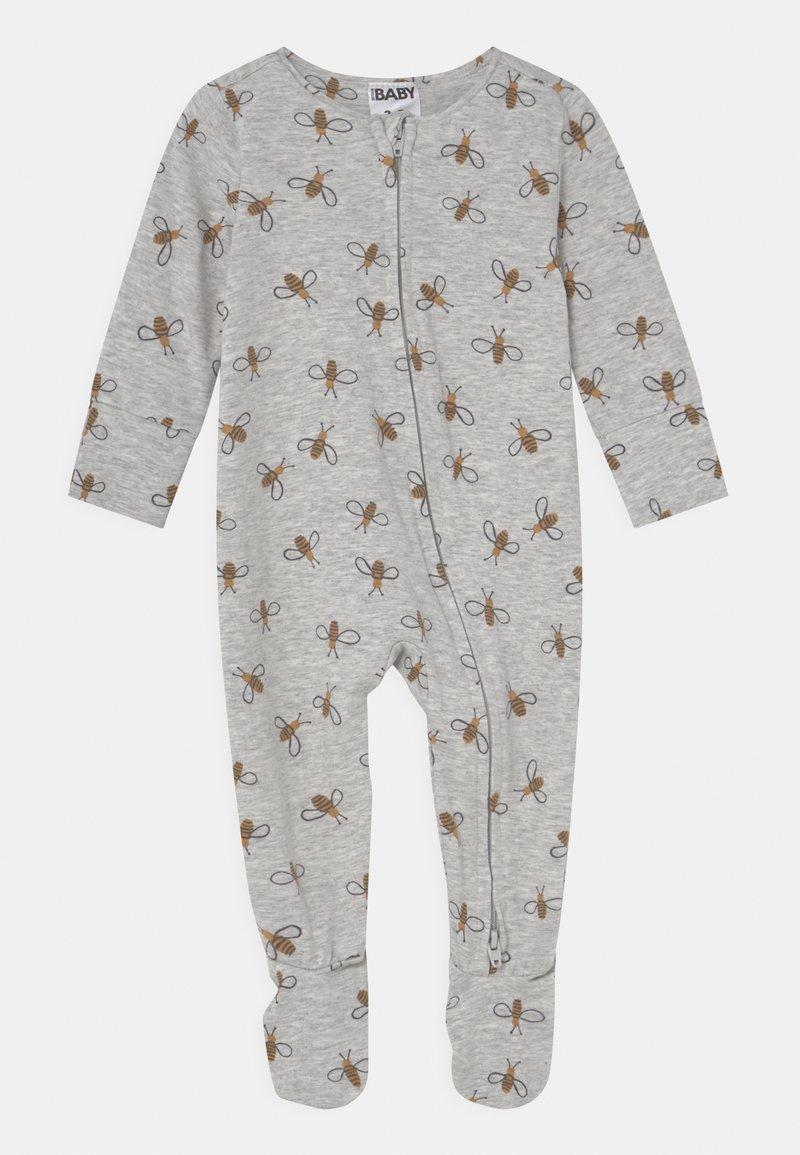 Cotton On - THE LONG SLEEVE ZIP UNISEX - Sleep suit - cloud