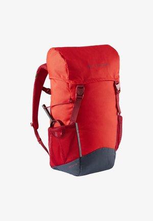 Rucksack - mars red