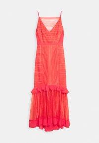 Three Floor - LYNDI DRESS - Maxi dress - spiced coral - 6