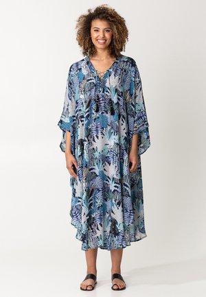 SEA KAFTAN - Day dress - blue
