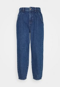 ONLVERNA BALLOON  - Relaxed fit jeans - dark blue denim