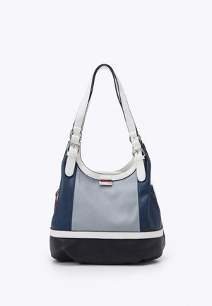 JUNA - Handbag - mixed blue