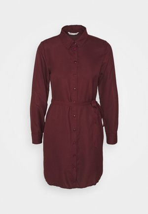 ONLEVERLY LONG  - Button-down blouse - port royale