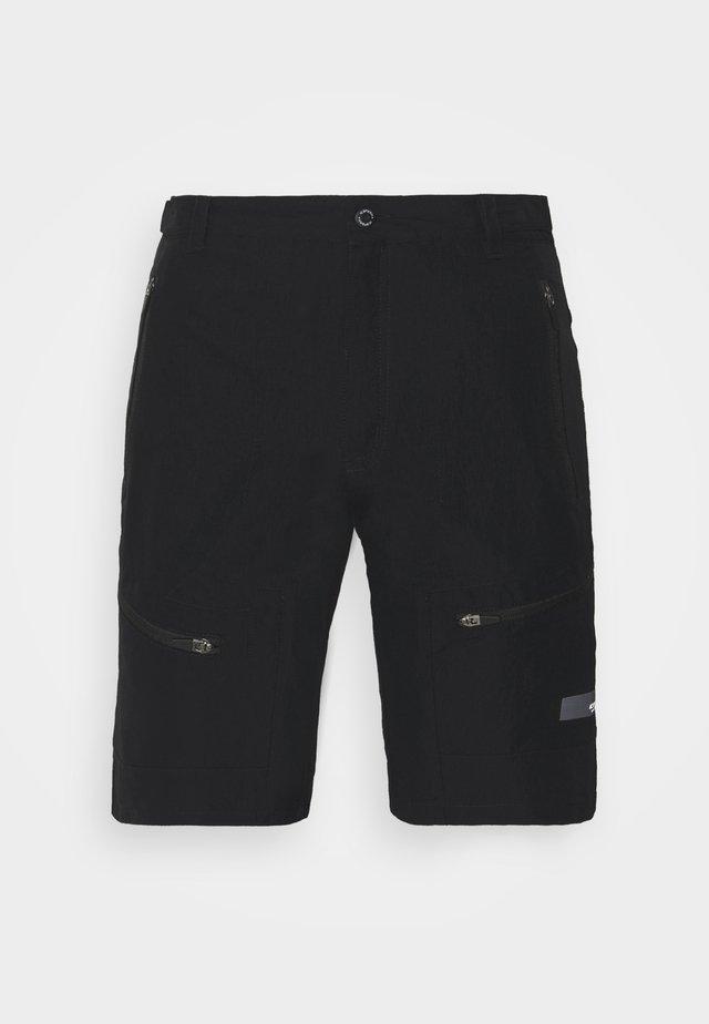 CARLTON - Pantaloncini sportivi - black