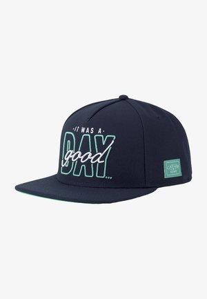 WL GOOD DAY  - Cap - navy/mint